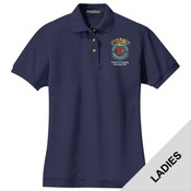 L420 - EMB - Friends of Scouting Ladies Pique Polo (For gifts of $300 to $499)
