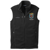 EB204 - EMB - Friends of Scouting Fleece Vest (For gifts of $500 to $999)