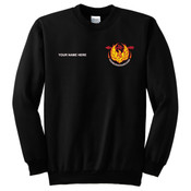 PC90 - N123-S4.1-2017 - EMB - Sasquesahanough Lodge Crewneck Sweatshirt